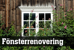 Fönsterrenovering